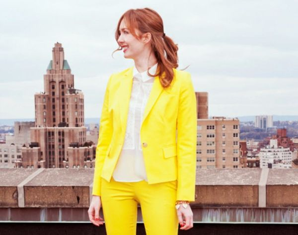 10 Power Suits for Every #Girlboss