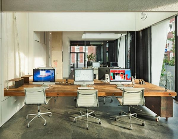 This Dream Office MAKES You Stop Working at 6PM