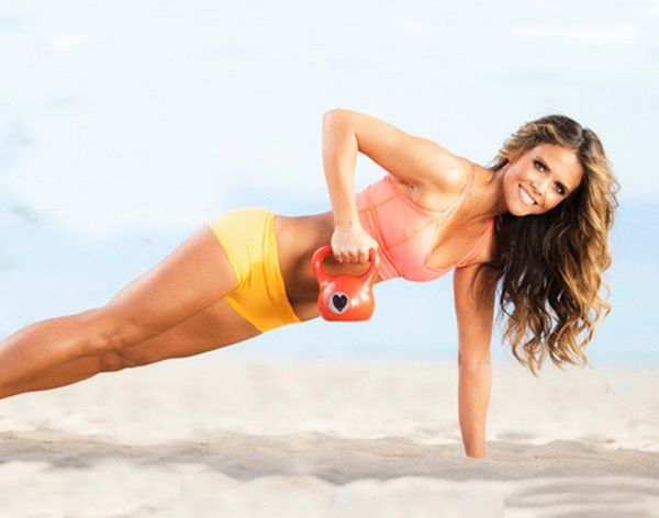 Saved by the Bell: 11 Kettlebell Workouts to Make You Sweat