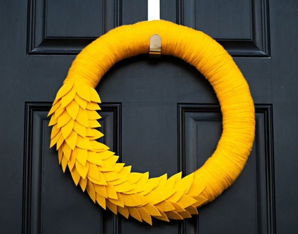 Make These 10 Fall Wreaths for Your Front Door