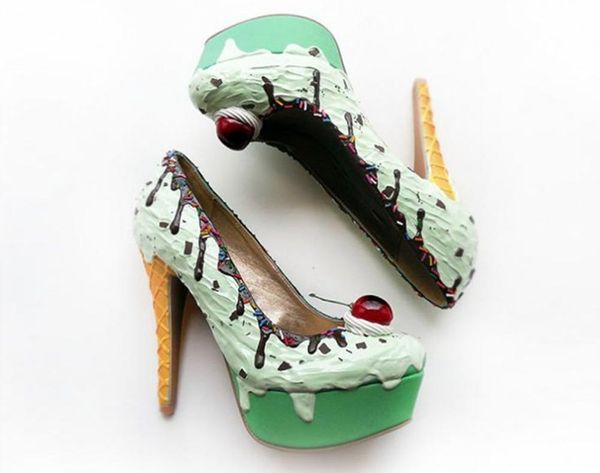The Shoe Bakery Makes Shoes You'll Want to Eat