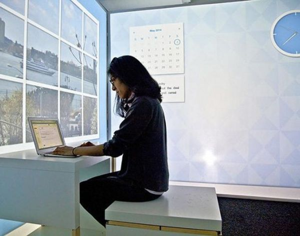 The Small Space Hack of the Future = Virtual Windows