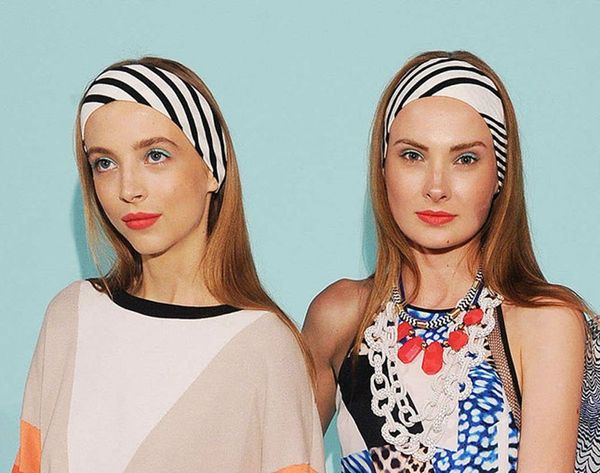 13 Ways to Wear Hair Accessories Like a Fashion Week Model