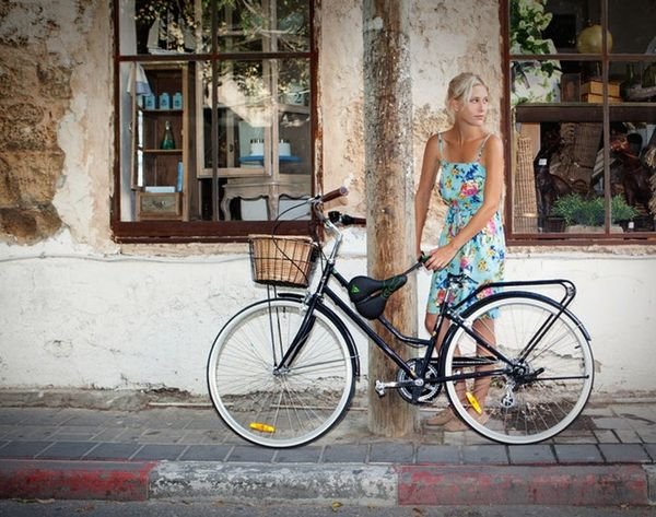 Made Us Look: This Bike Seat Doubles as a Lock