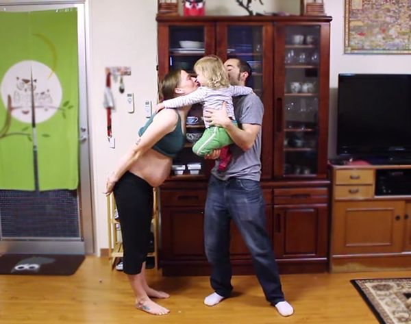 WATCH: The Cutest Pregnancy Announcement Video Ever