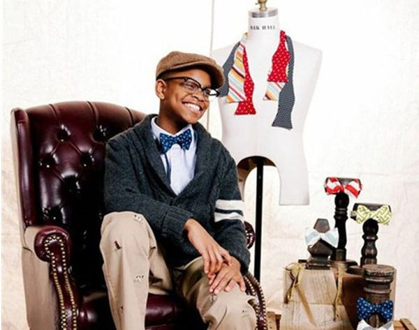 Why You Should Buy Bow Ties from This Dapper 12-Year-Old CEO