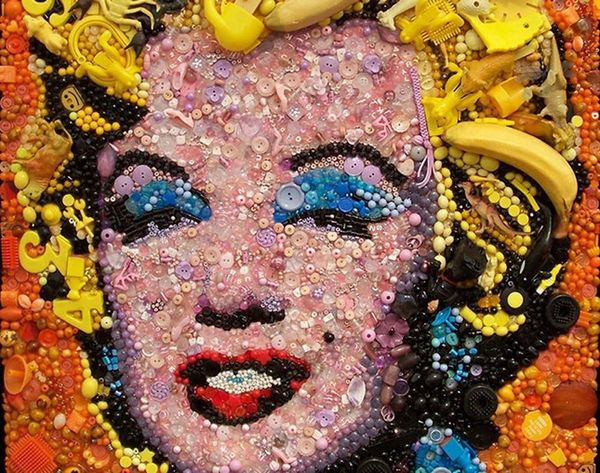 What This Artist Makes With Plastic Will Blow Your Mind