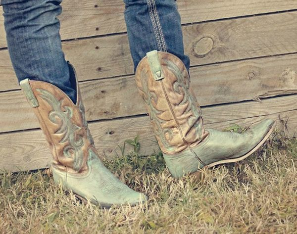 10 Pairs of Celeb-Approved Cowboy Boots to Buy and DIY