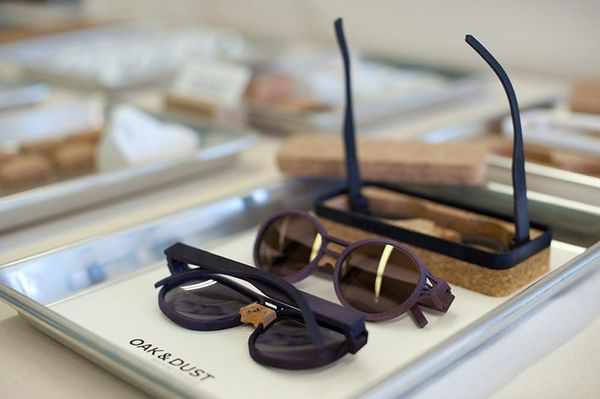 3D Printing + Cork = Glasses Made Just for YOU