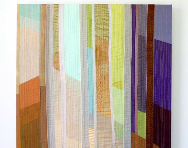"""This Textile Art Will Make You Rethink """"Quilting"""""""