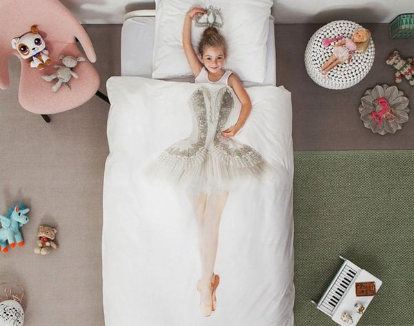 Your Kiddo Will Love This Adorable Bedding