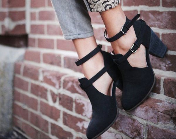 15 of our Favorite Booties for Fall