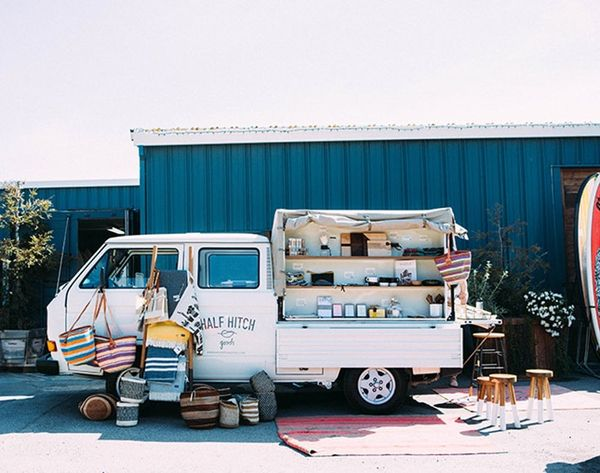 #MakerCrush: Meet Carrie Caillouette of Half Hitch Goods