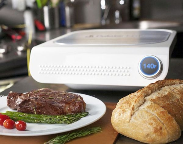 Never Overcook Your Food Again With This Smart Grill