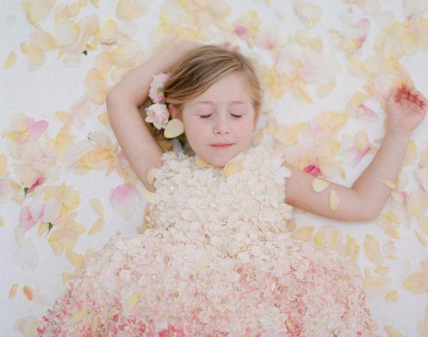 20 Fashion-Forward Flower Girl Dresses