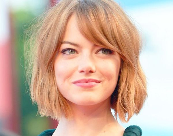 New Celebrity 'Do Inspo! 19 Blunt Cuts to Copy