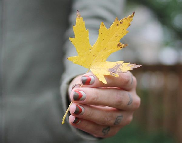 20 Autumn-Inspired Manis You'll *Fall* in Love With