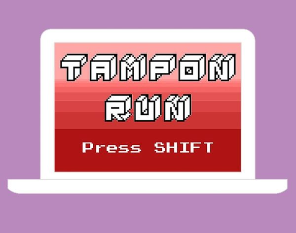 This Teen-Created Tampon Video Game Is All Kinds of Awesome