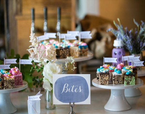 7 Must-Steal Party DIYs from Rebecca Minkoff's Baby Shower