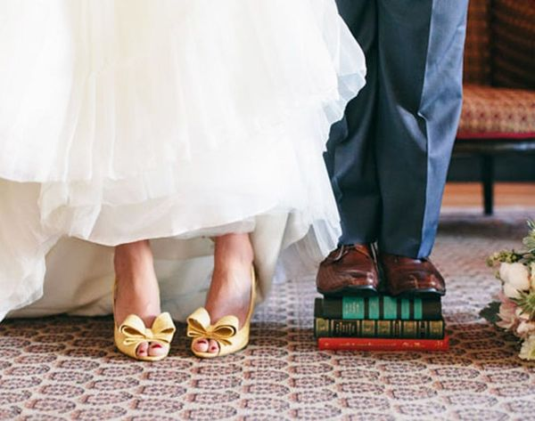 30 Ideas for a Book-Inspired Wedding