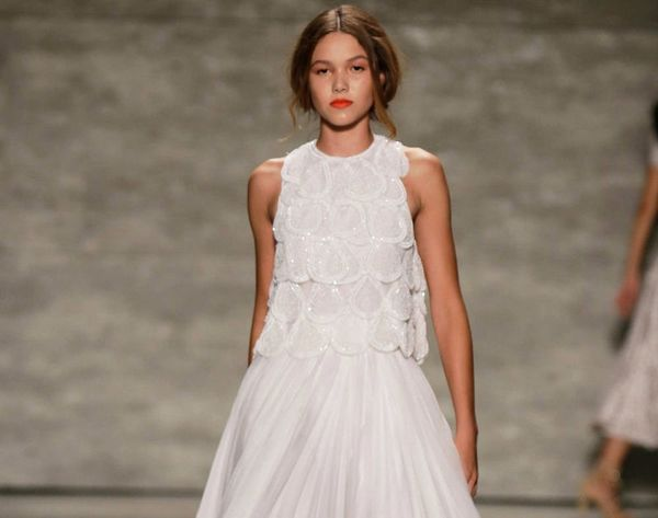 20 Fashion Week Dresses You Could Wear on Your Wedding Day