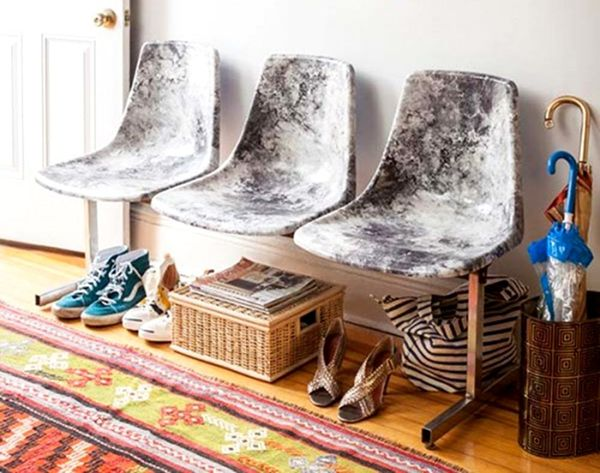 10 Fab DIY Takes on Faux Marble