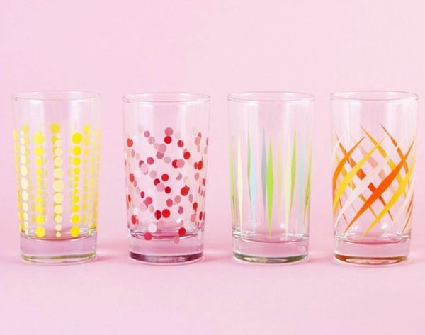 Bottoms Up! 20 Gorgeous Glasses You'll Want to Drink from Every Day
