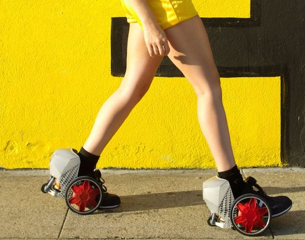 Forget Hoverboards, We Want RocketSkates for Xmas