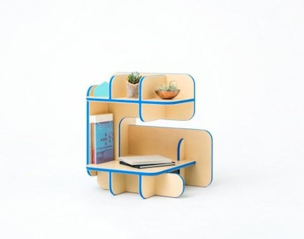 Turn This Colorful Furniture On Its Side to Switch Up Its Use