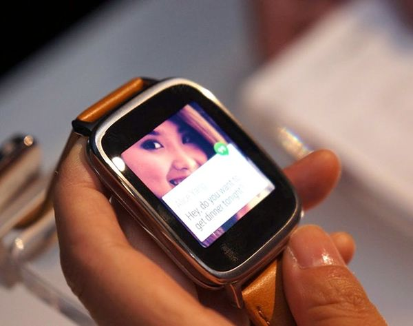 Forget Apple Watch for a Sec, ZenWatch Is Even Prettier