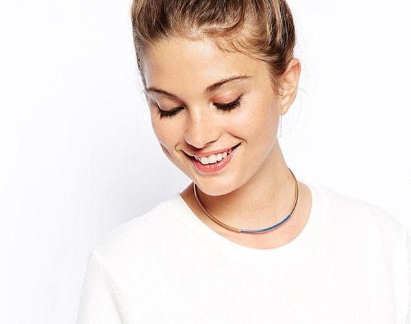 20 Ultra Sleek Choker Necklaces