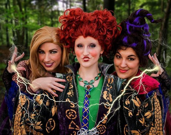21 Creative Group Costume Ideas For Girls Brit Co
