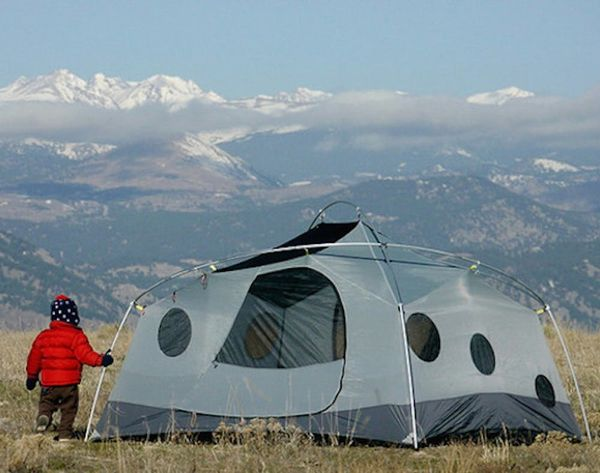 This Kid-Friendly Tent Could Save Your Family Camping Trip