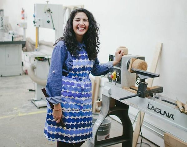 #MakerCrush: Why We Love Melanie Abrantes