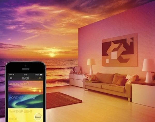 Set the Mood in Your Home With This Smart Lightbulb