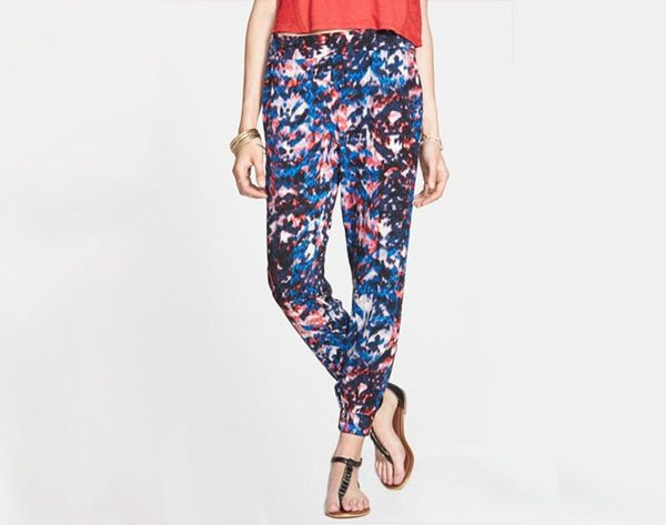 15 Printed Pants That Pack a Punch