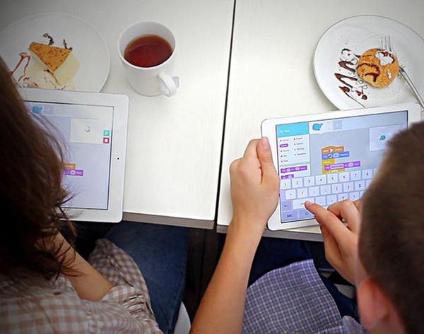 This Rad App Teaches Kids to Code