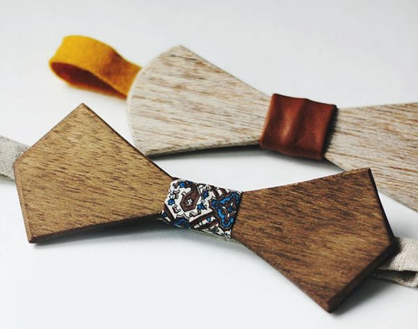 Weird or Wonderful? 10 Wooden Bow Ties