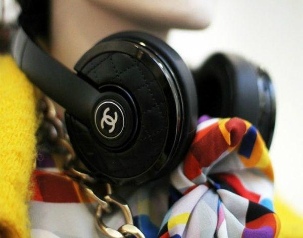 Chanel × Monster = #Wishlist Headphones