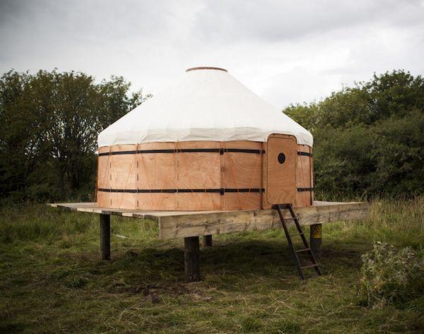 Put This Handmade Yurt on Your Wish List