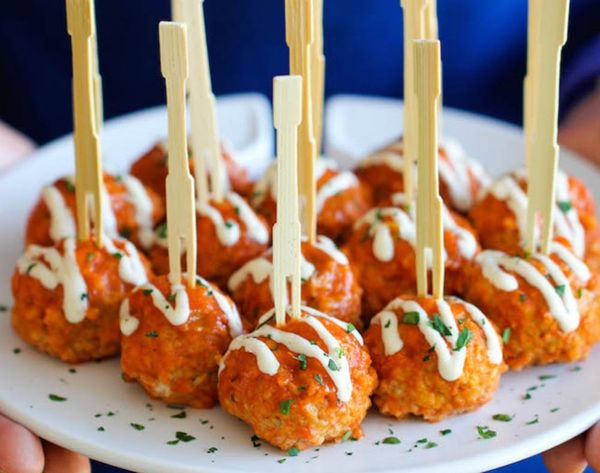 Our Top 19 Recipes for Appetizers Served on Sticks