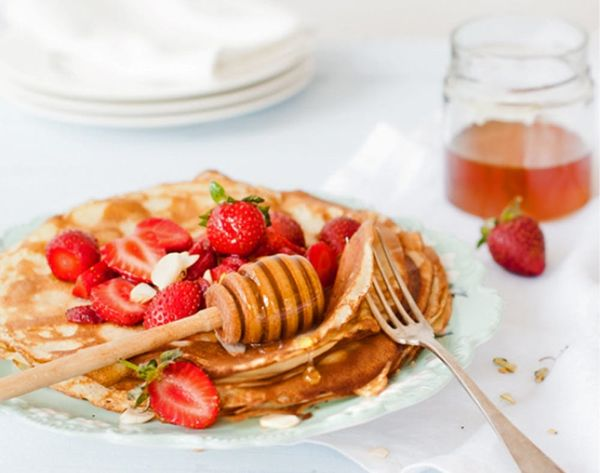 Around the World in 25 Pancake Recipes