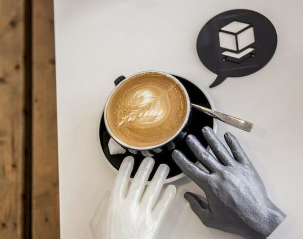 3D Print While You Sip Coffee at This London Cafe