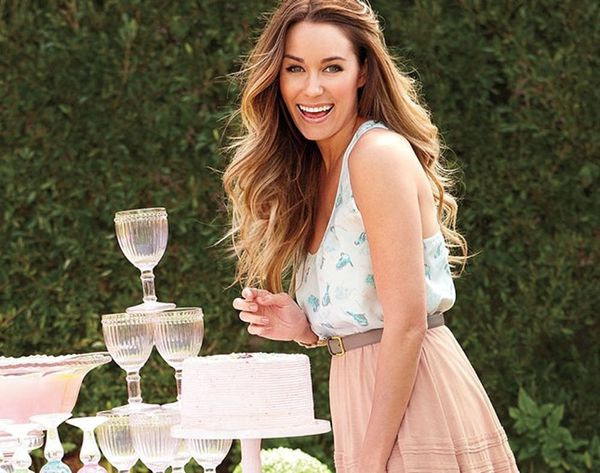 8 Ideas You Can Totally Steal from Lauren Conrad's Bridal Shower