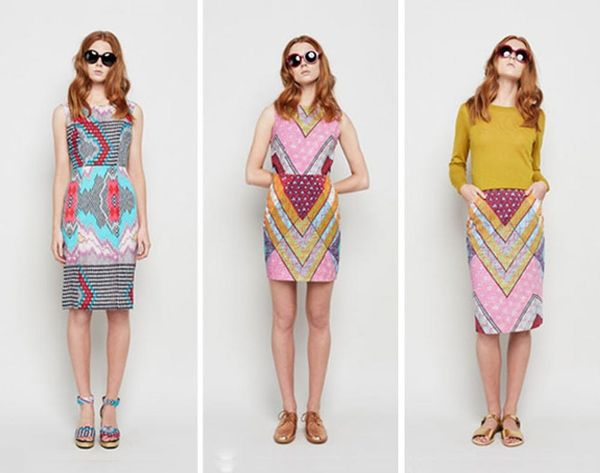 Made Us Look: The Prettiest Patterned Clothes We've Ever Seen