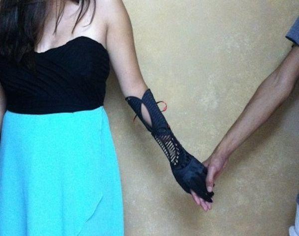 What Happens When an Art Student 3D Prints Prosthetics