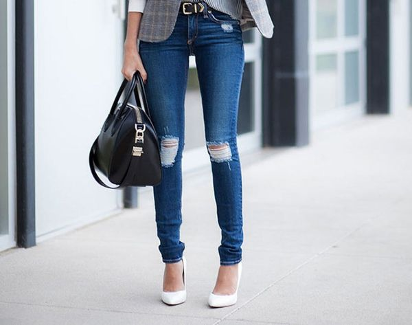 How to Find the Perfect Pair of Jeans for Your Bod — REALLY
