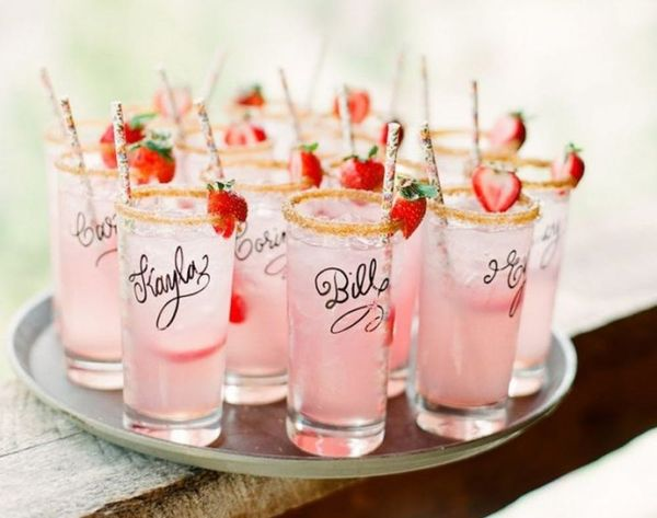 26 Signature Cocktails to Serve at Your Wedding