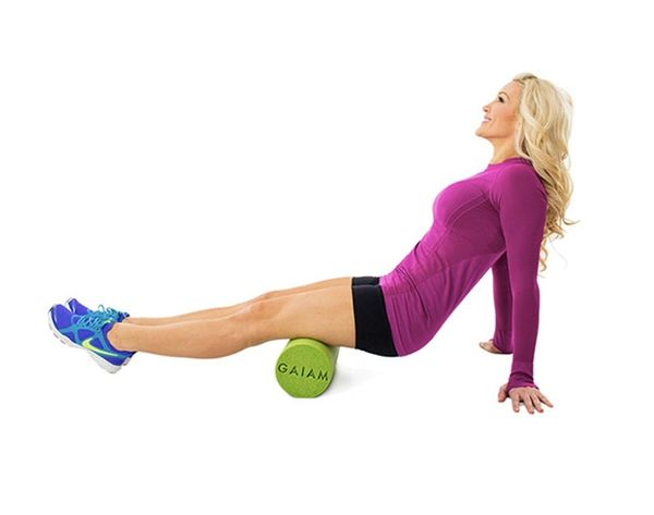 10 Foam Roller Stretches to Give Your Bod Some TLC
