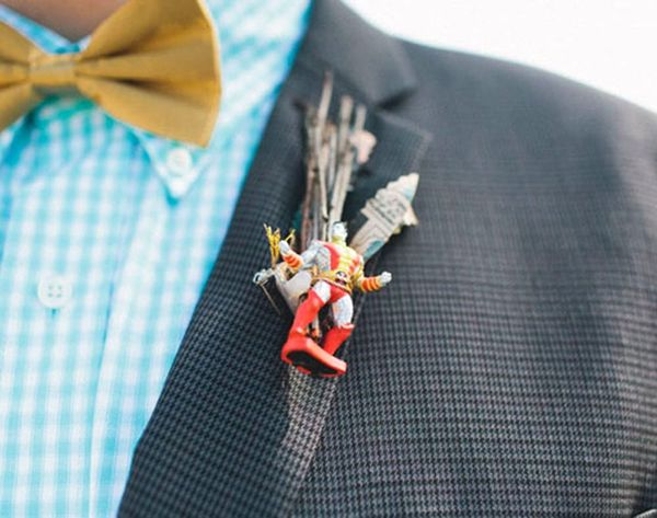 21 Cool Boutonnieres for Dapper Dudes